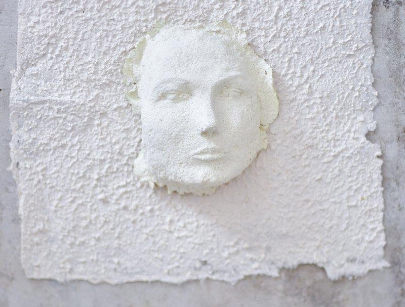 mushroom paper face