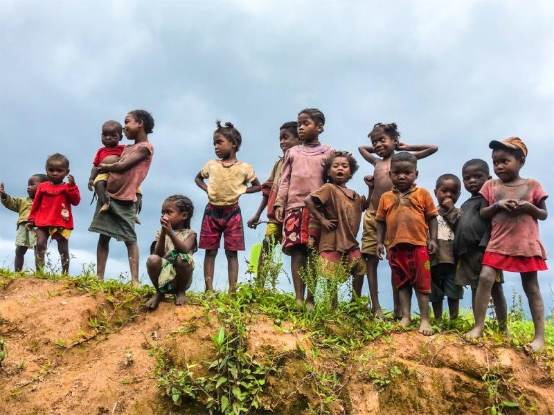 Zahamena Madagaskar