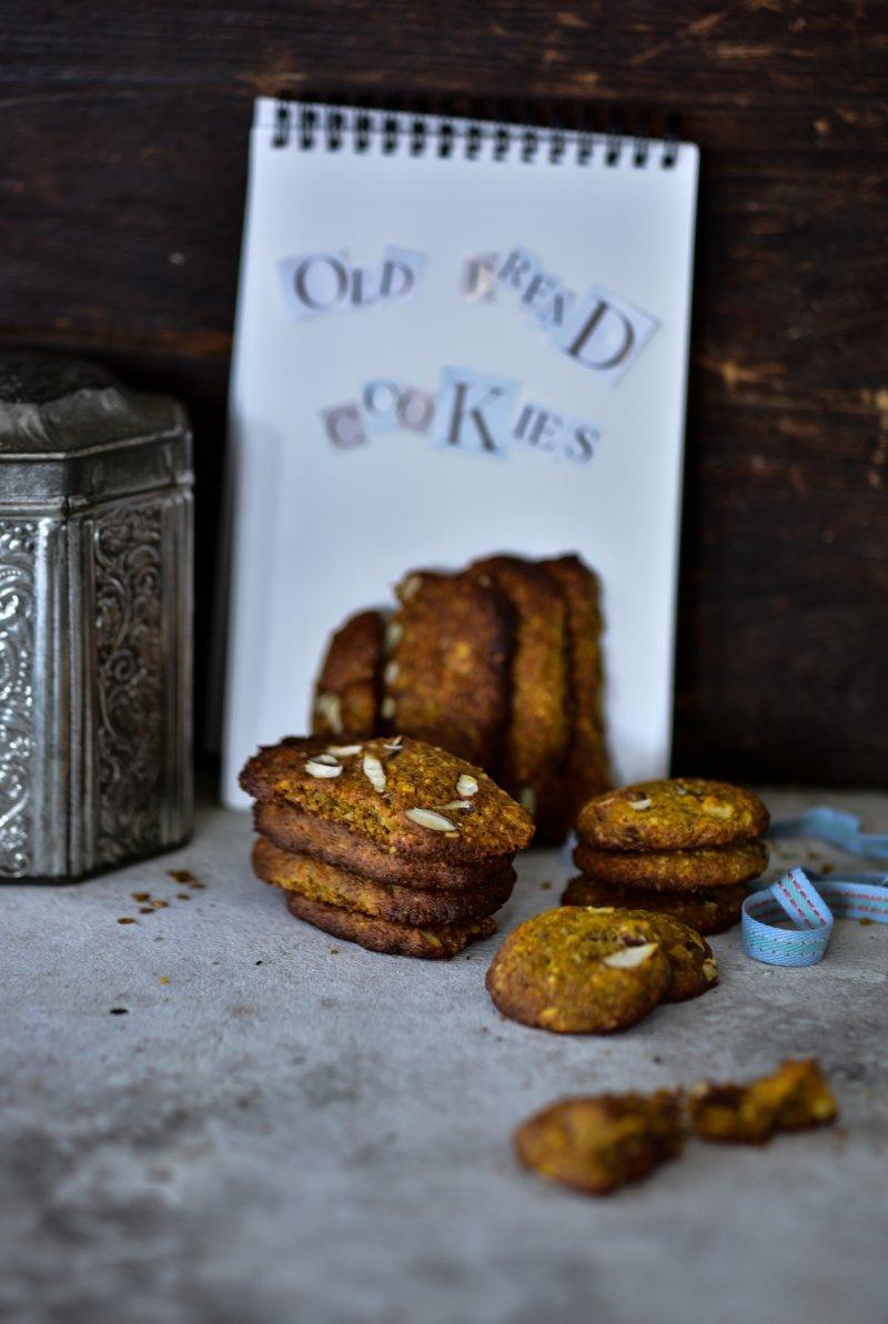 Altbrot Cookies